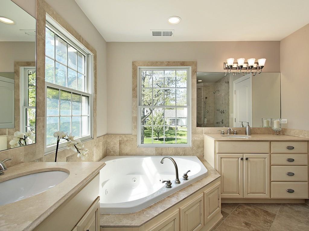 Поэтапный ремонт пола в ванной