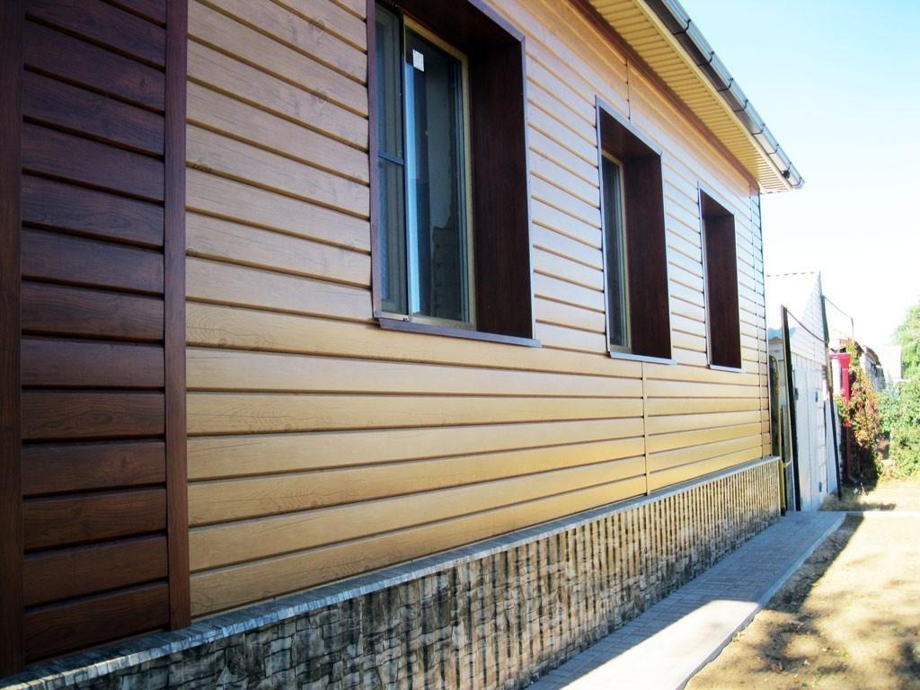 Сайдинг – материал для наружной отделки здания