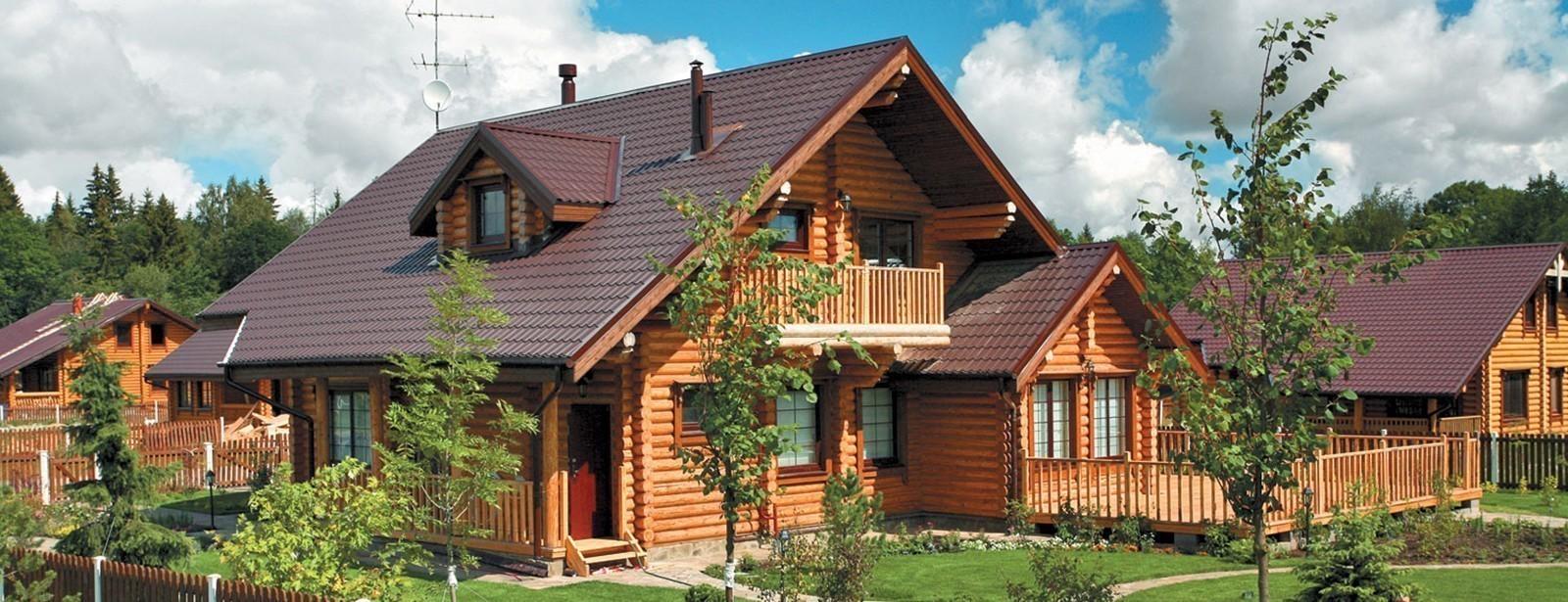 особенности деревянного домостроения