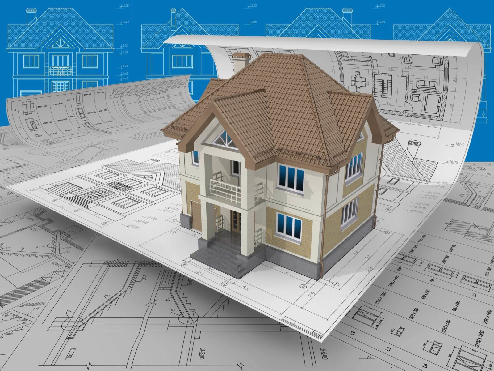Программа проект дома своими руками