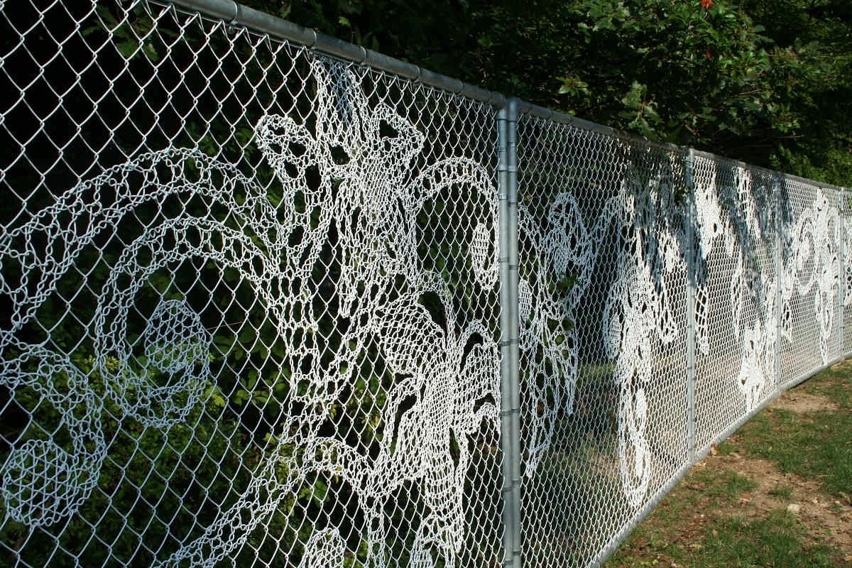 Сметы на забор из сетки рабица