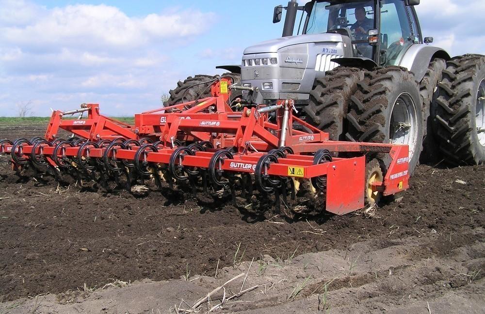 Культиватор — машина для обработки почвы источник