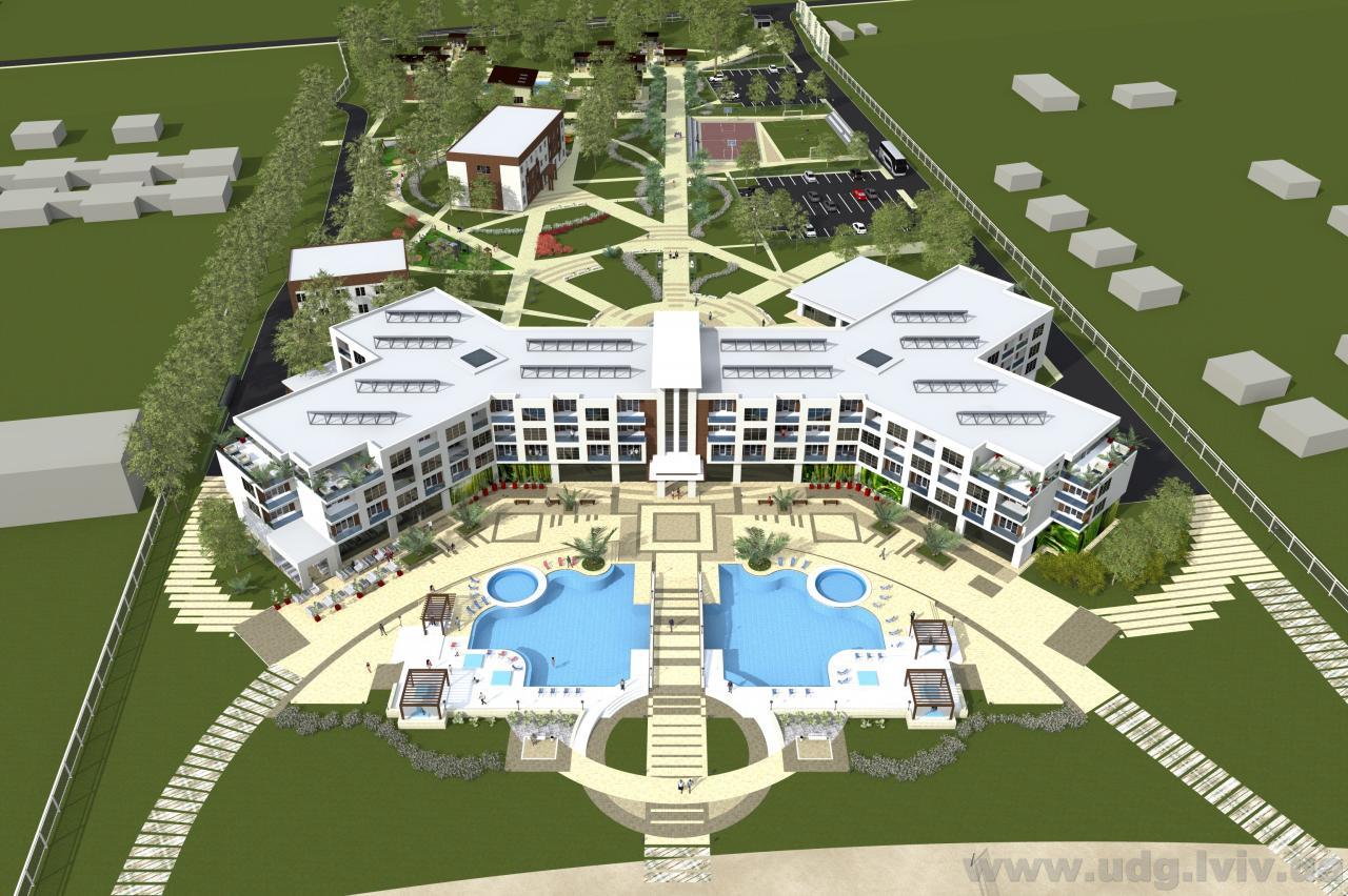 Проектування готелів