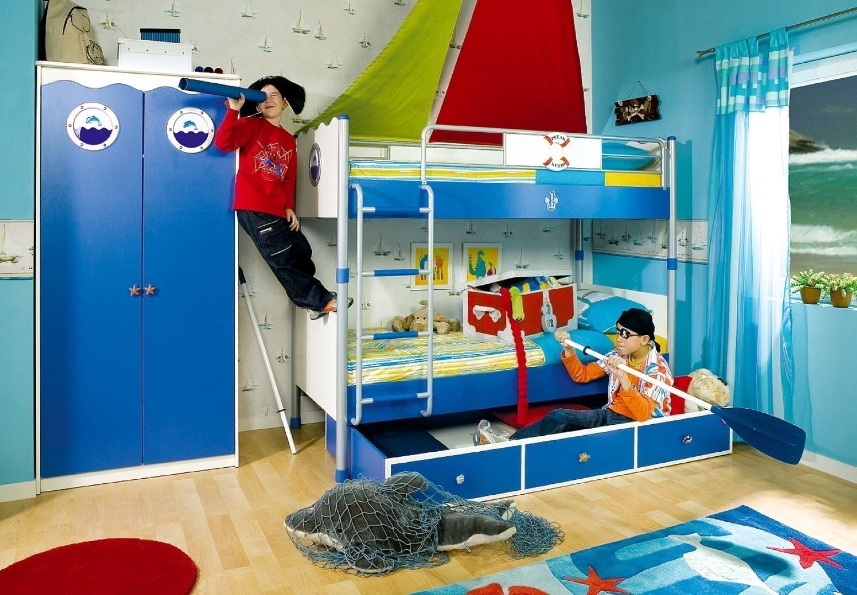 оформления детской комнаты