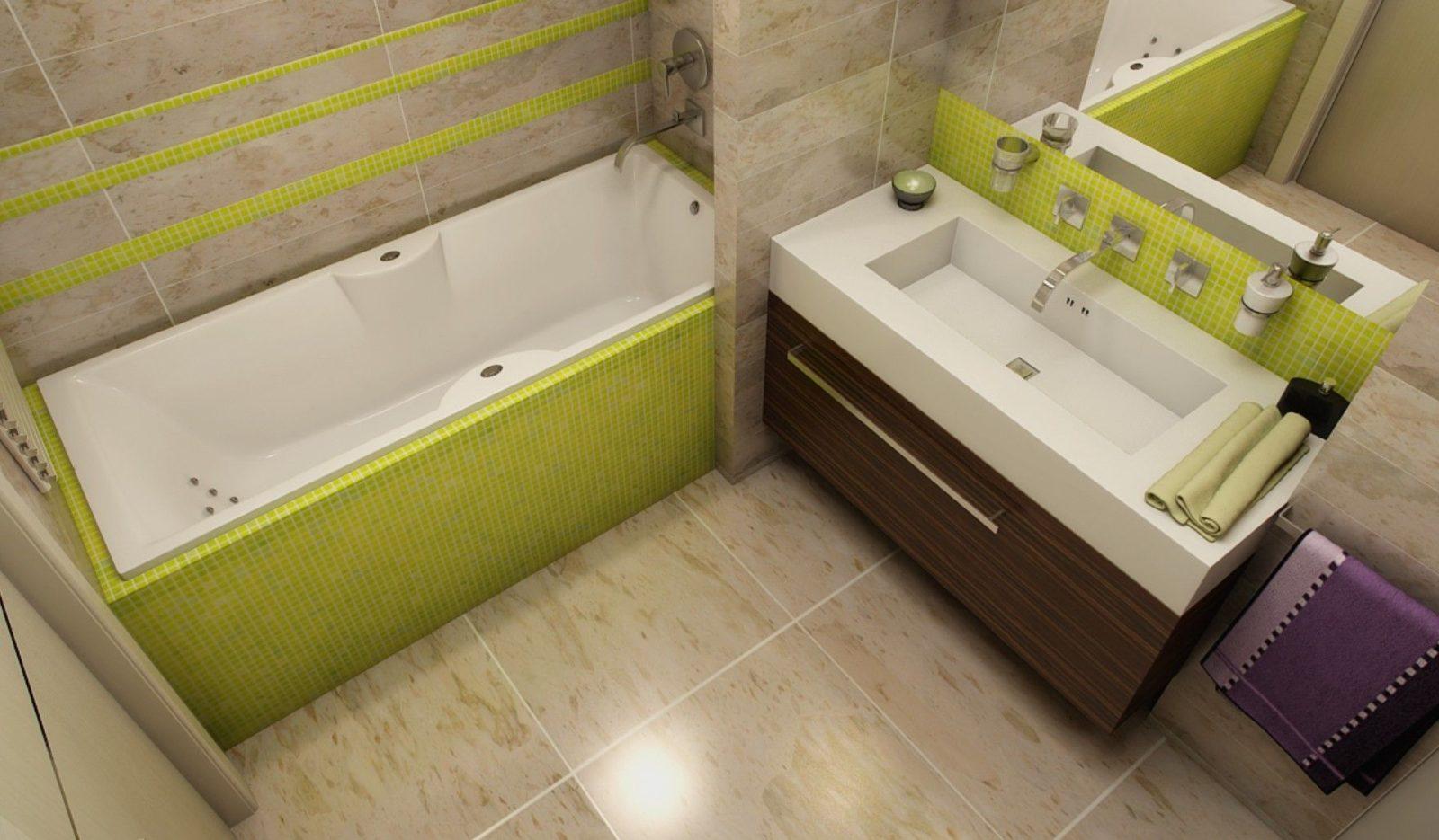 Тонкости ремонта в ванной комнате