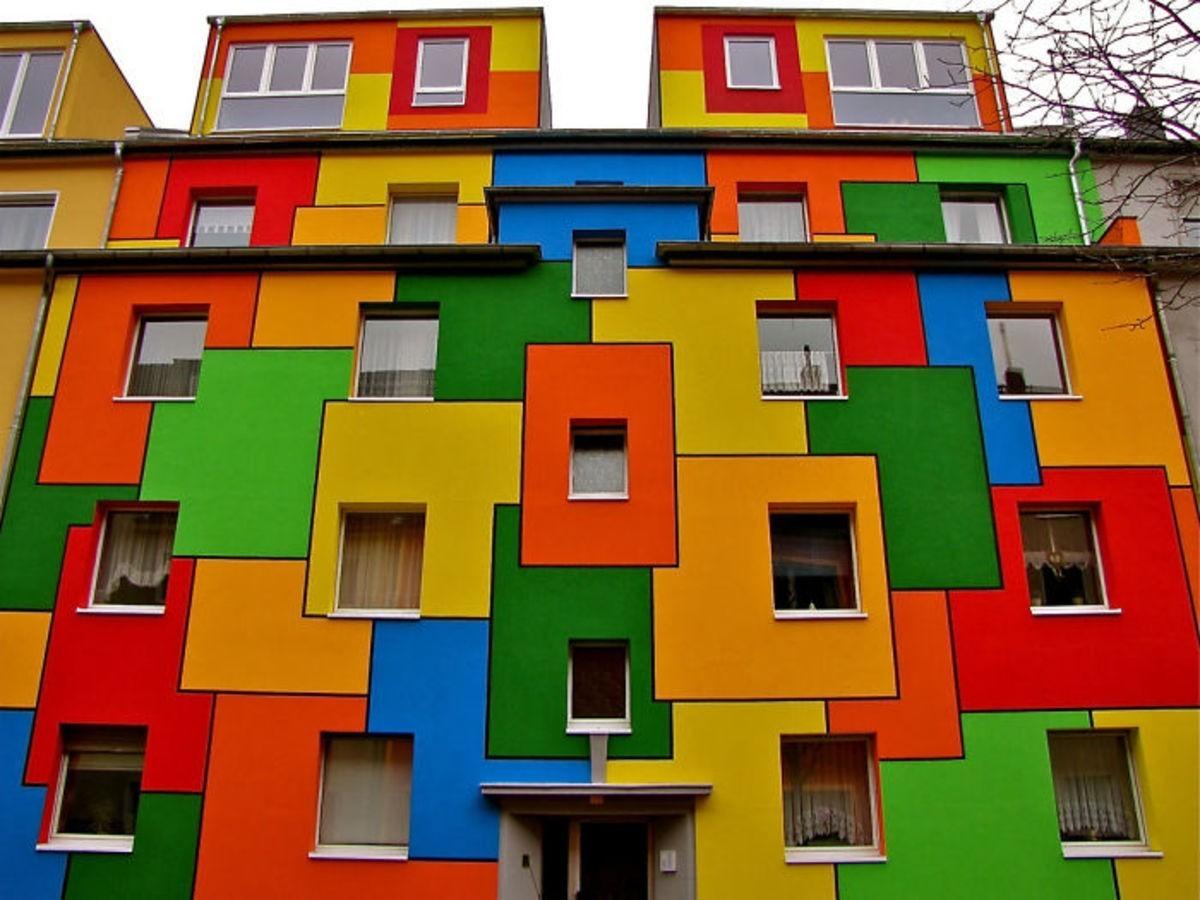 Выбираем краску для дома