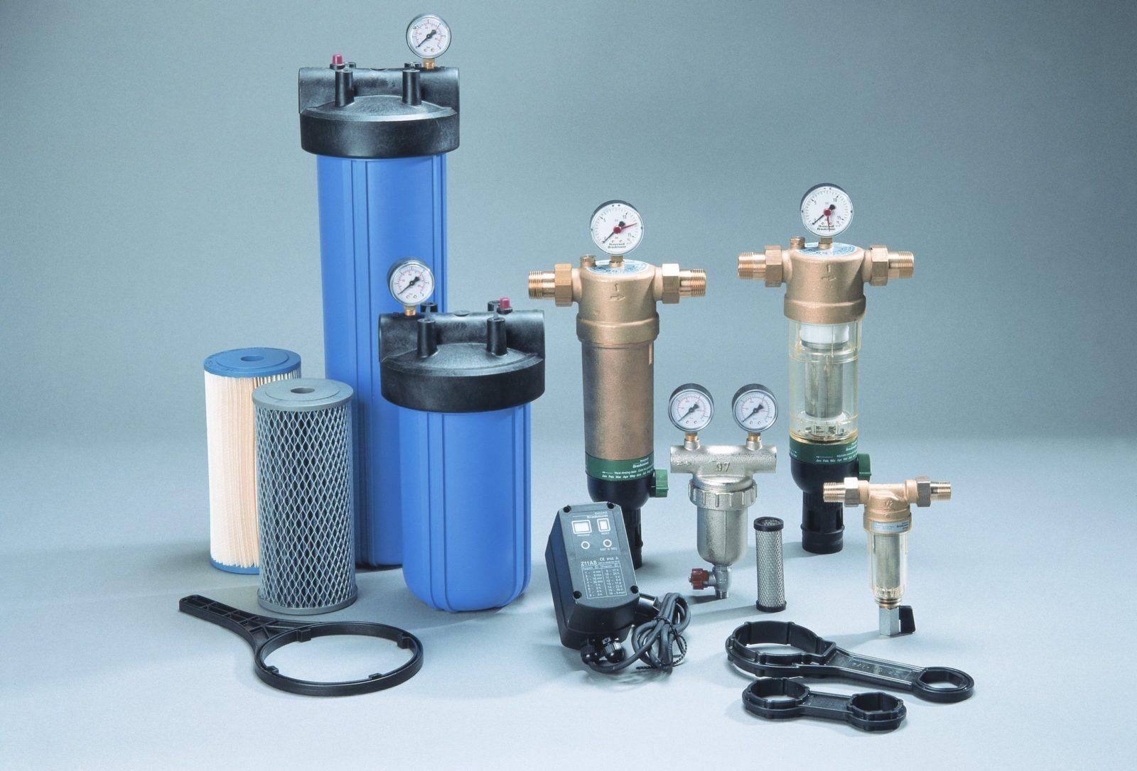 Выбор системы фильтрации для очистки воды
