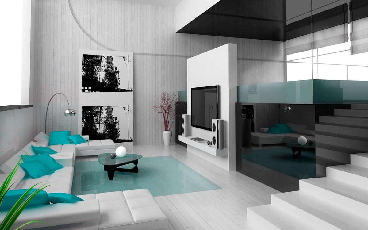 Мебель в современных стилях интерьера