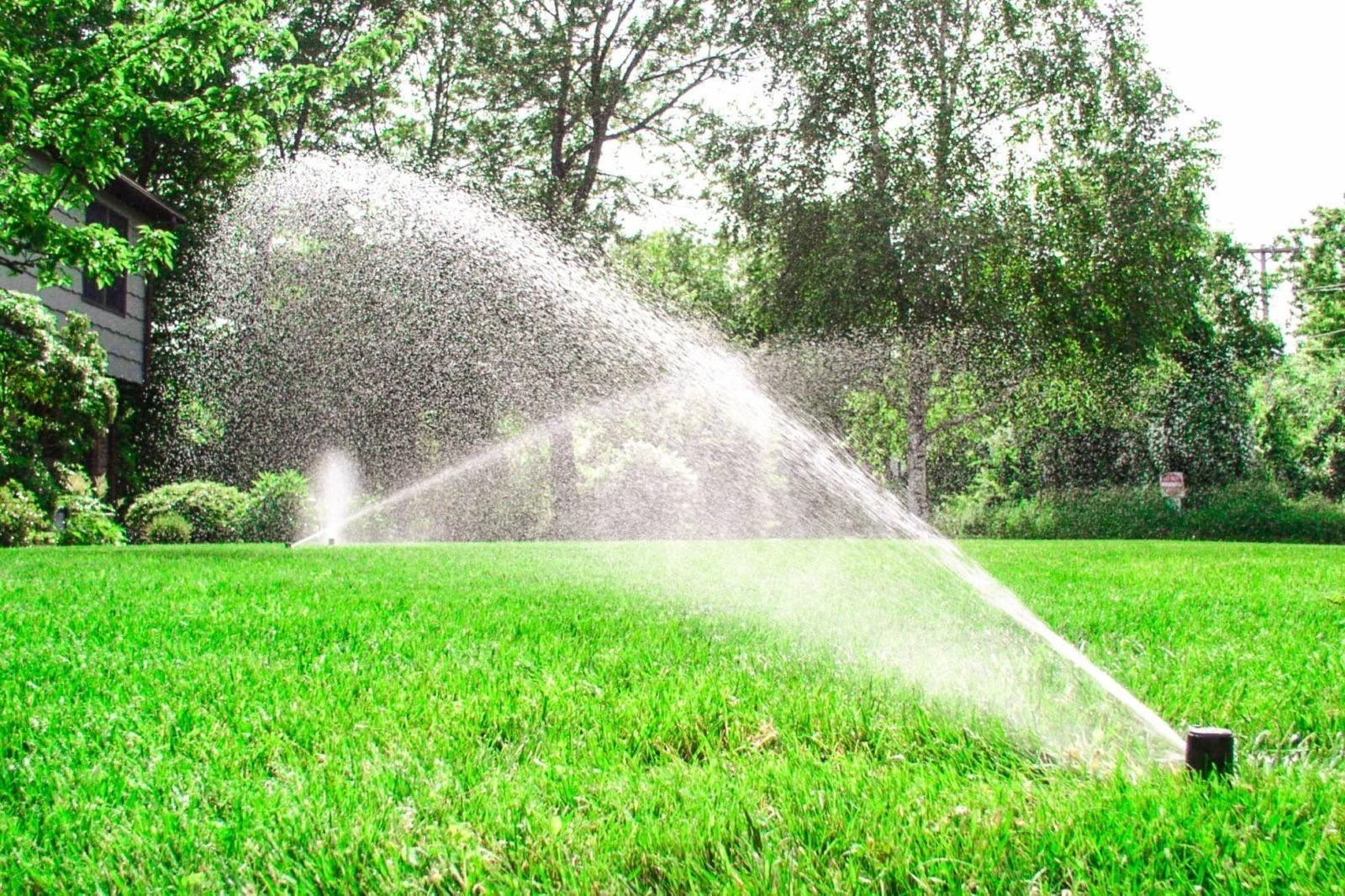 Автоматические системы полива и орошения1