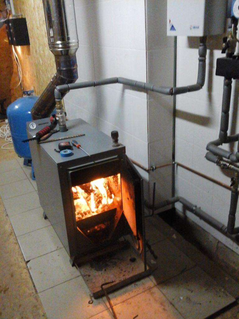 Автономное отопление