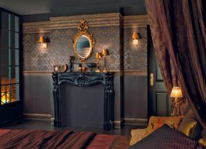 Будуарный интерьер. Мебель с элементами французского рококо