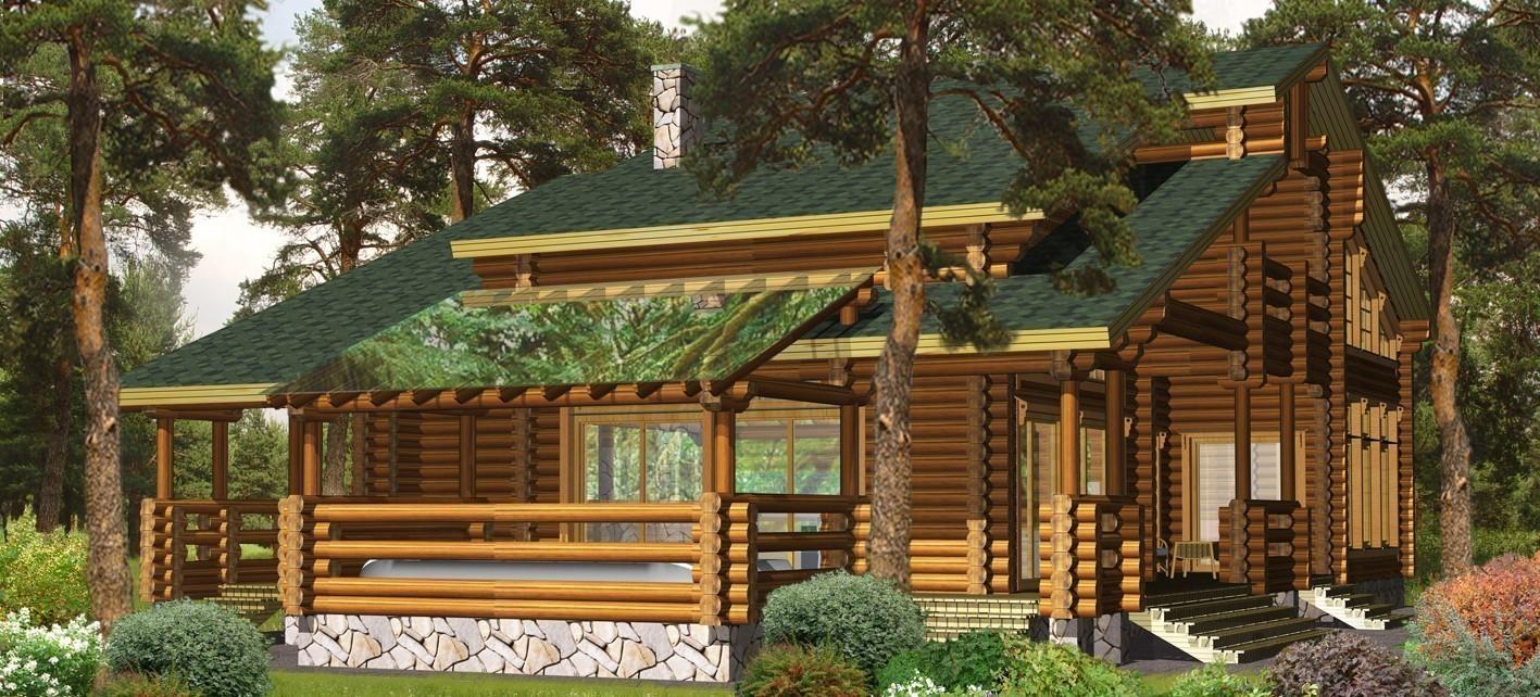 Дом из дерева - аргументы в пользу дерева