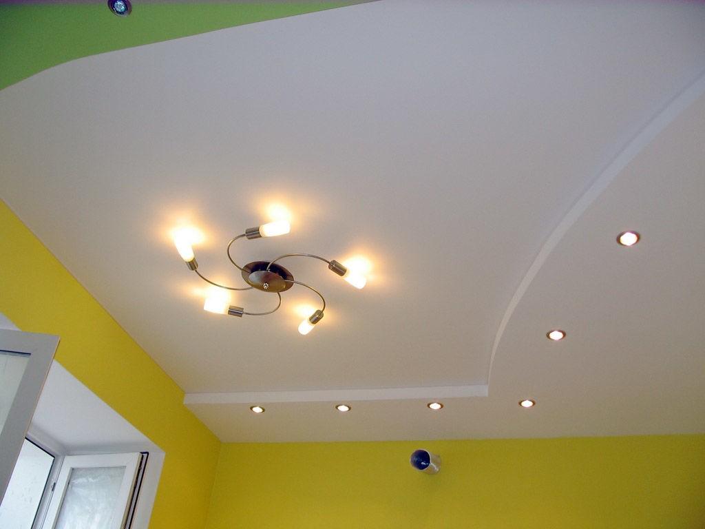 Ремонтируем потолок самостоятельно