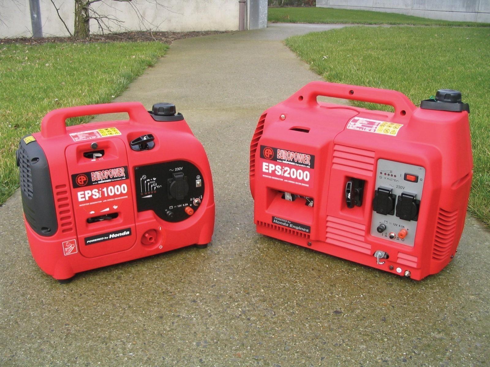Сфера применения и принцип работы генераторов с бензиновым двигателем