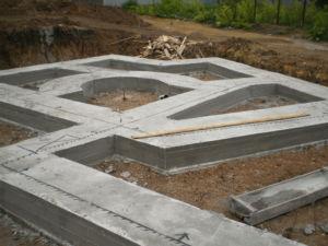 Строительство фундаметов
