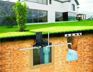 Устройство автономной канализации на загородном участке
