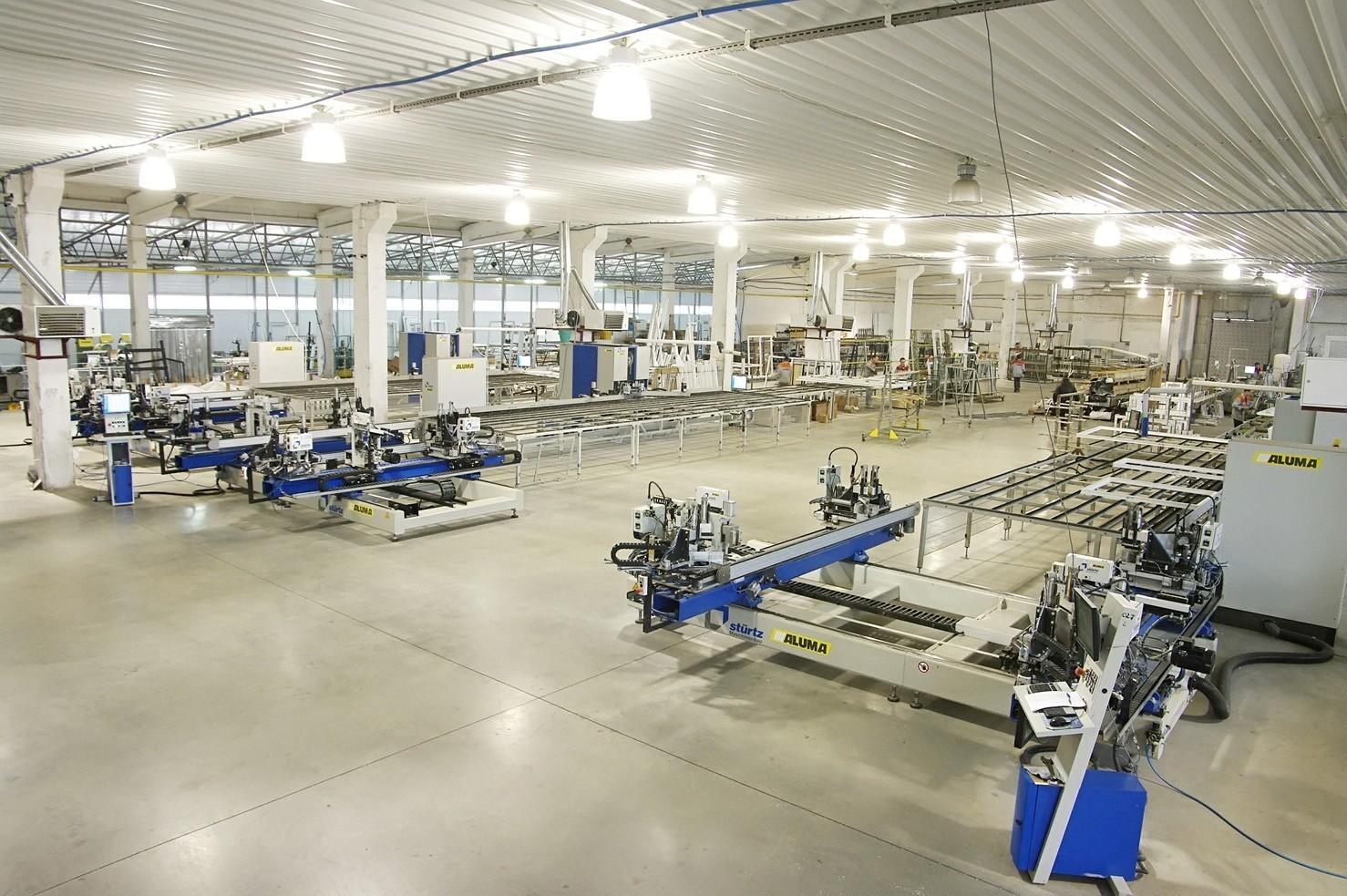 Завод пластиковых окон