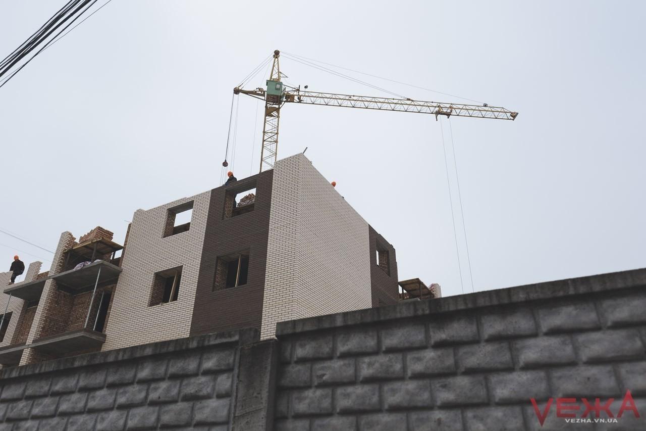 будівельні роботи без дозвільної документації