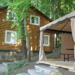 Декор для сада - палатки