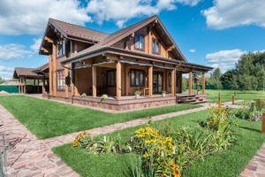 Деревянный дом - залог здоровья