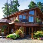 Догляд за дерев'яним будинком