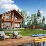 Етапи послідовності будівництва дерев'яного будинку