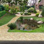 Ландшафтный дизайн и озеленение садового участка