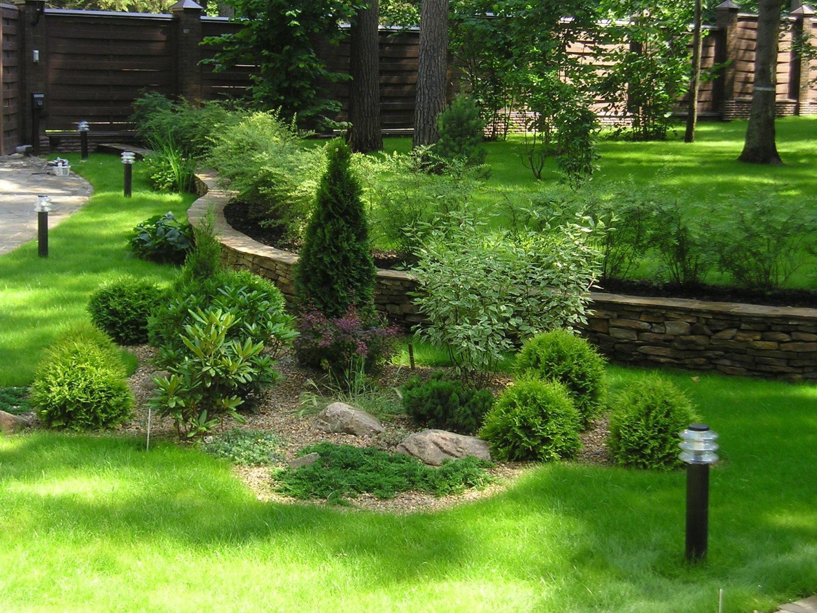 Обустройство сада: современный ландшафтный дизайн