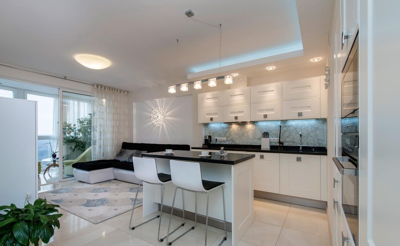 Преимущества и особенности подвесных потолков