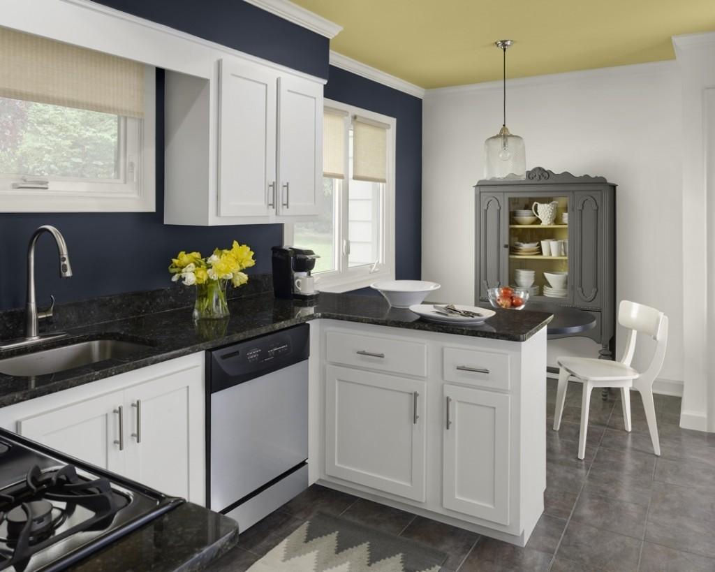 Рациональное использование пространства небольшой кухни