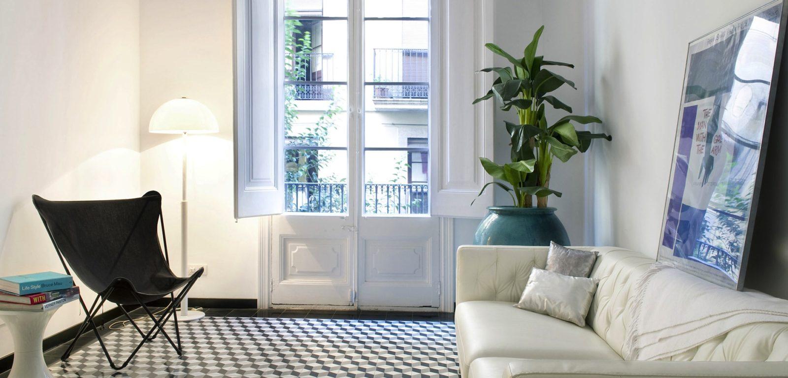 Интерьеры квартир с небольшой площадью