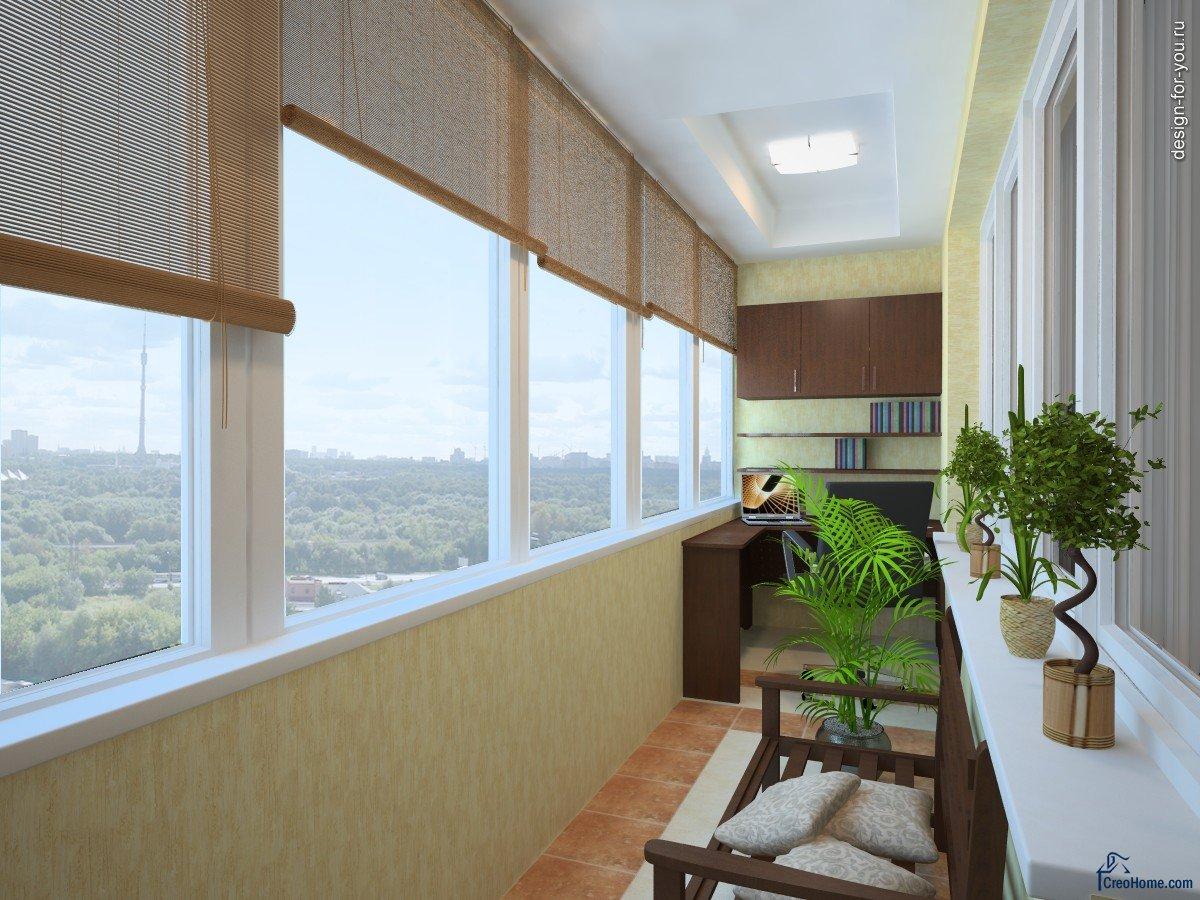 Советы при остеклении лоджий и балконов