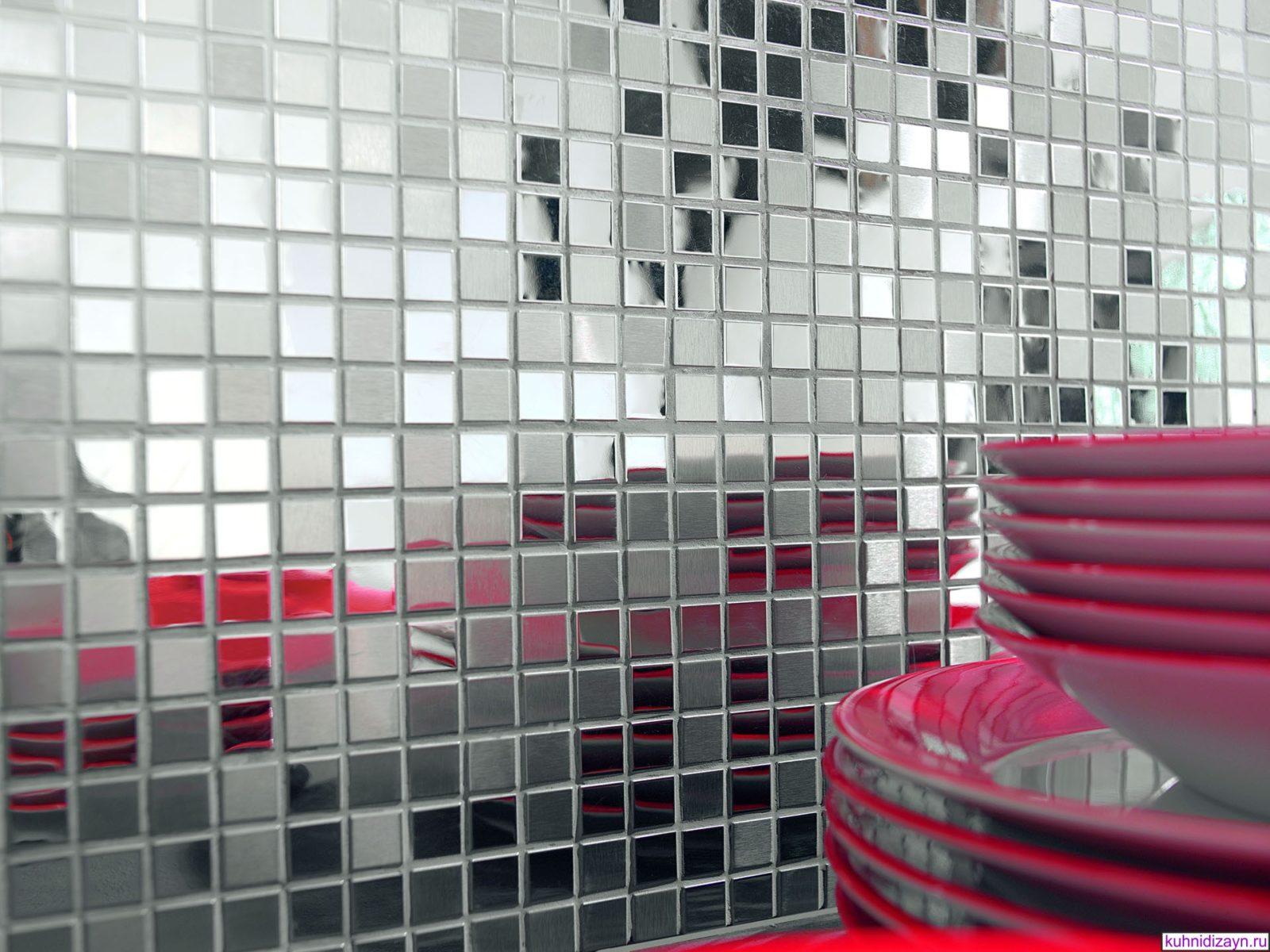 Стеклянная плитка: красивый долговечный материал