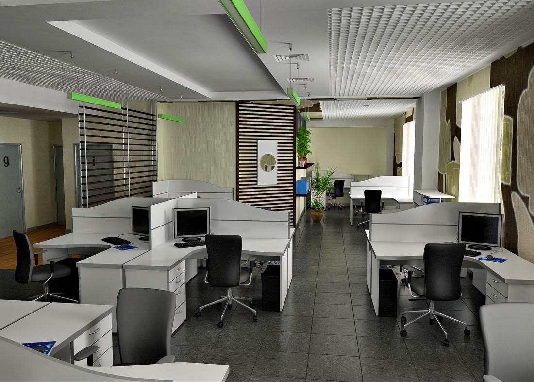 Виды ремонтов офисных помещений
