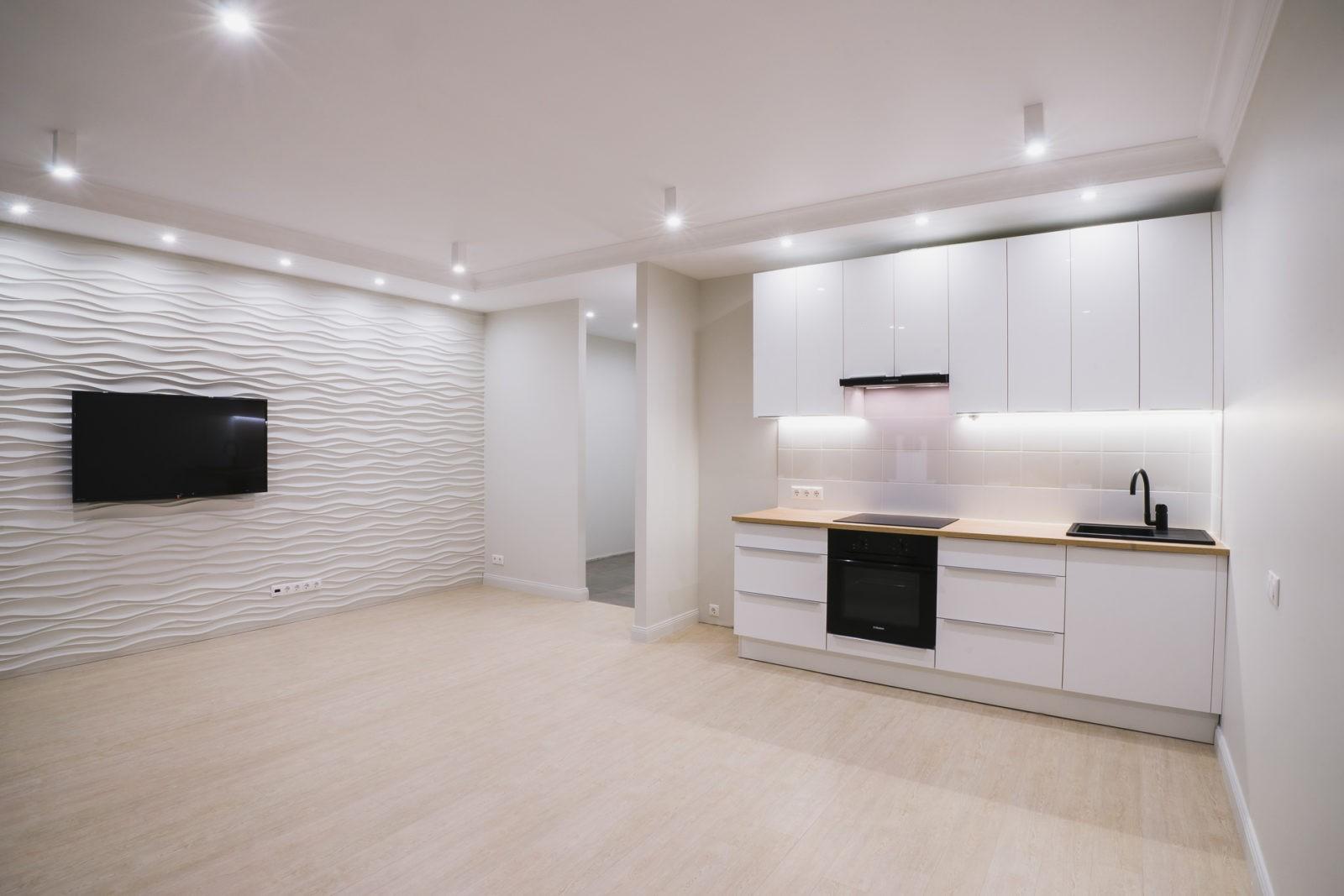 Что такое комплексный ремонт квартиры