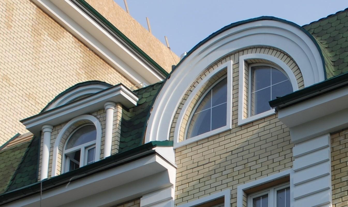 Декоративные фасадные элементы: сделайте мир красивым