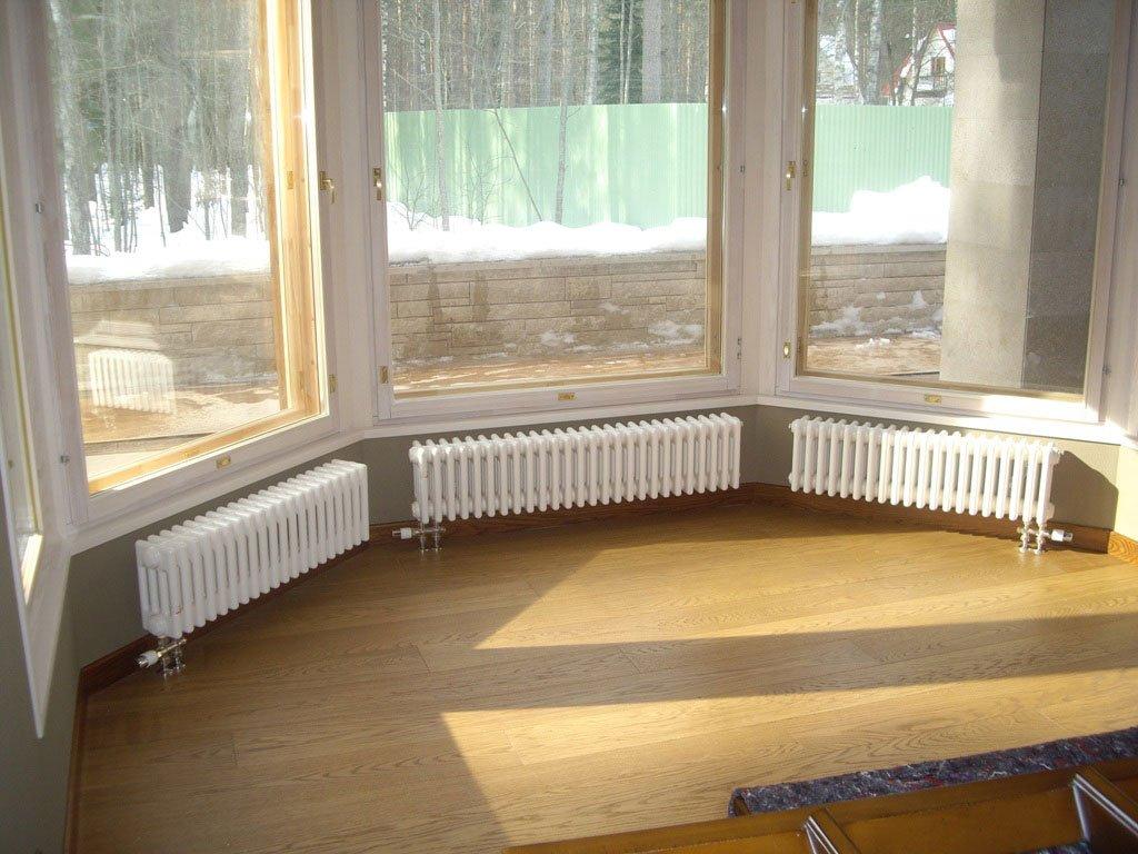 Элегантное отопление в новом доме