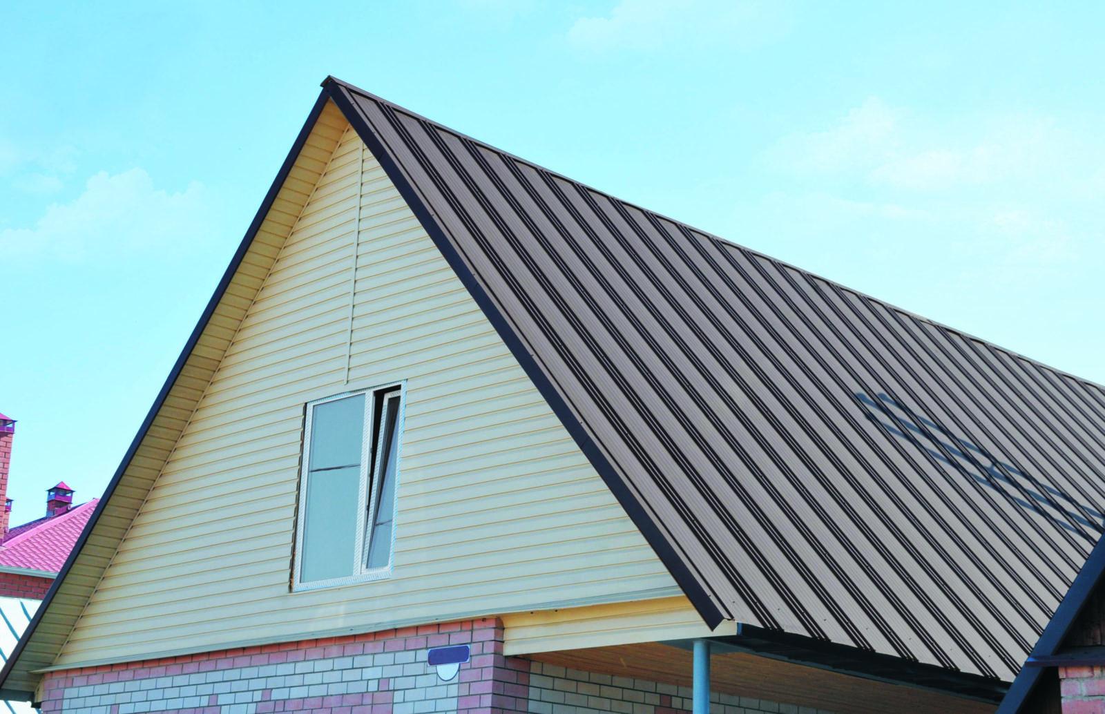Гофролист для крыши: надежный вариант