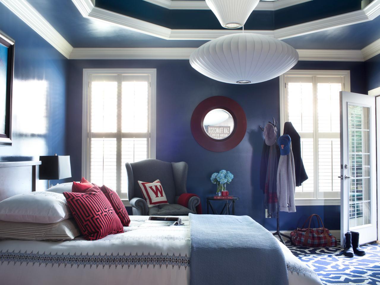 Как подготовить потолок под покраску