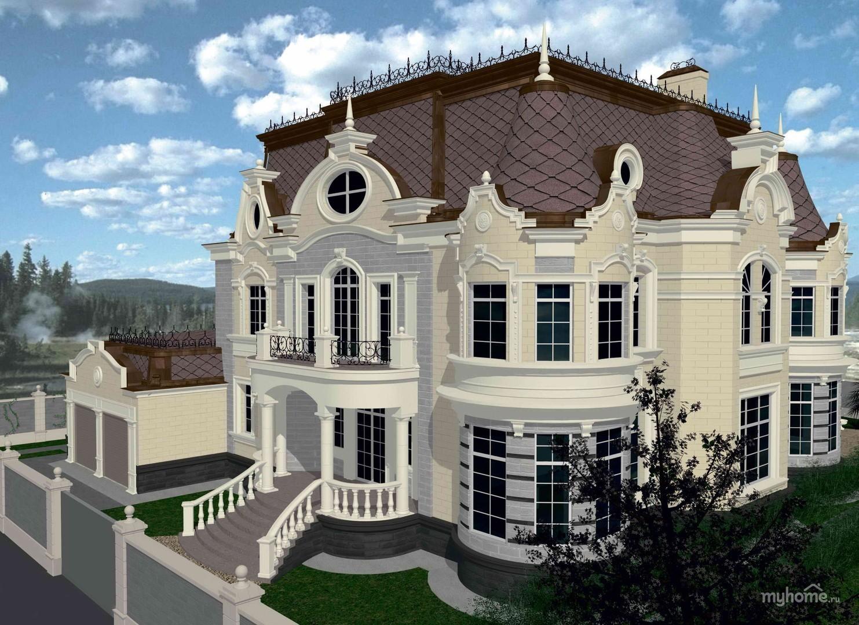 Какие бывают стили крыш в современном строительстве