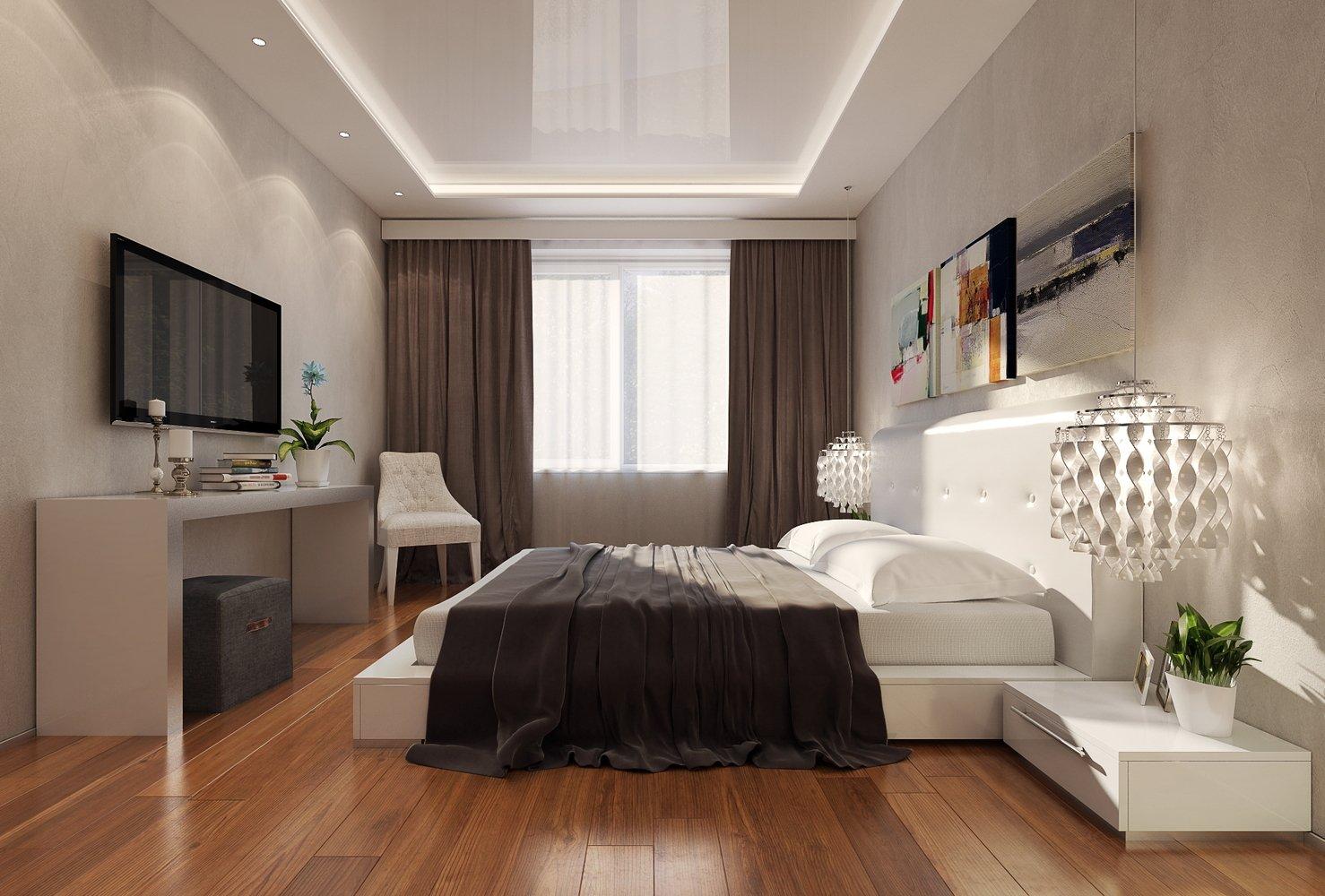 Какие существуют варианты оформления спальни
