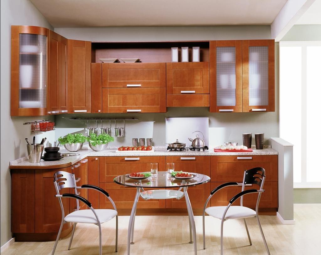 Каким должен быть интерьер маленькой кухни