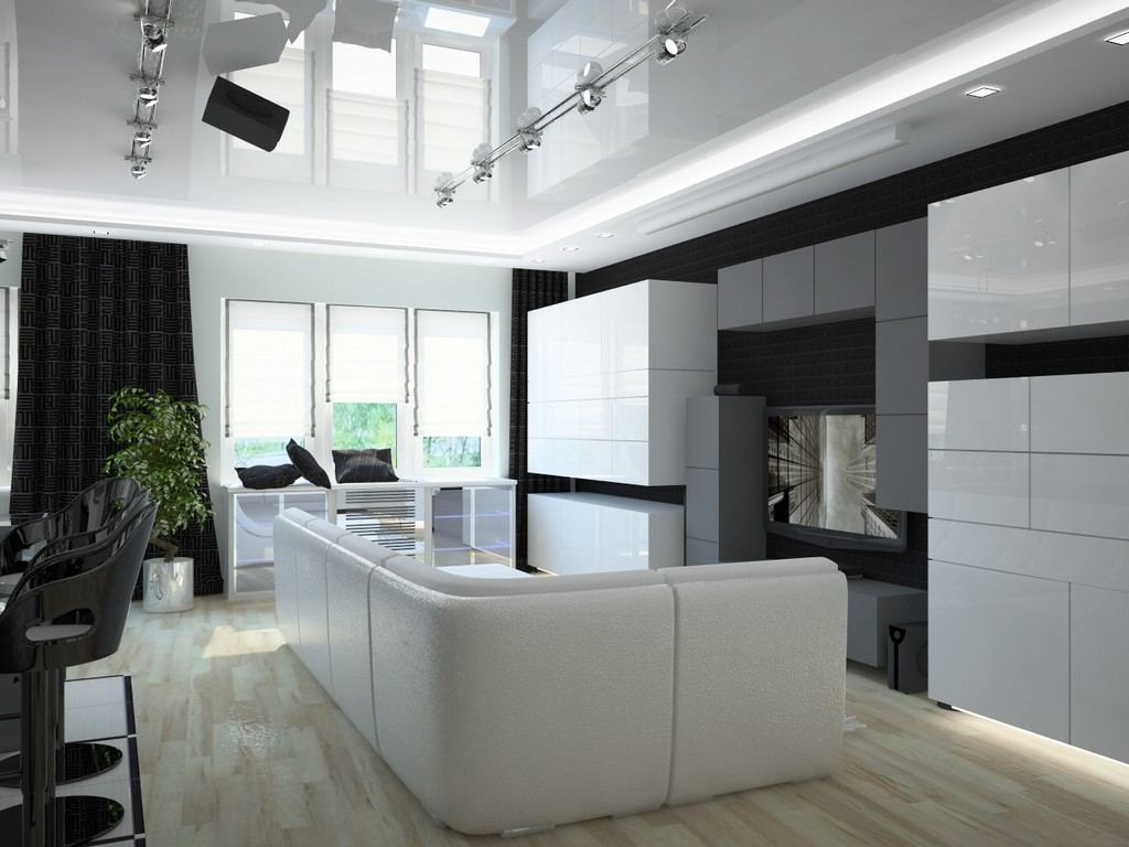 Люстры для кухни классические и хайтек стили в дизайне