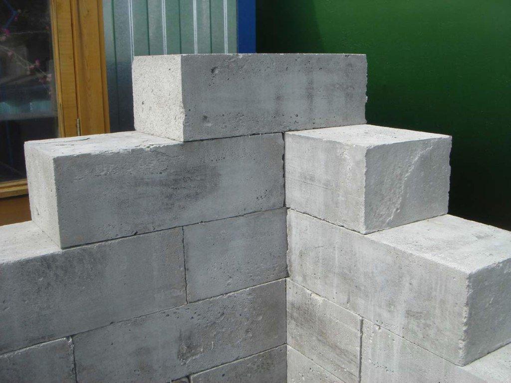 Пеноблок в качестве строительного материала