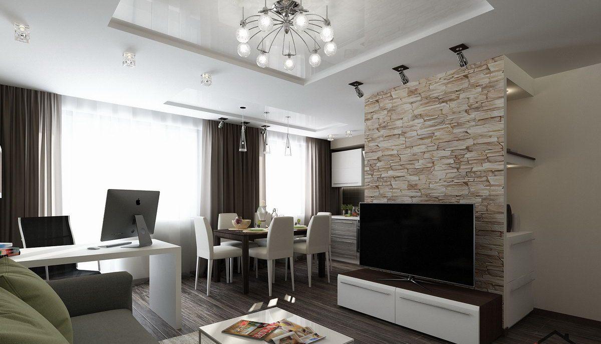 Перепланировка квартиры острые углы