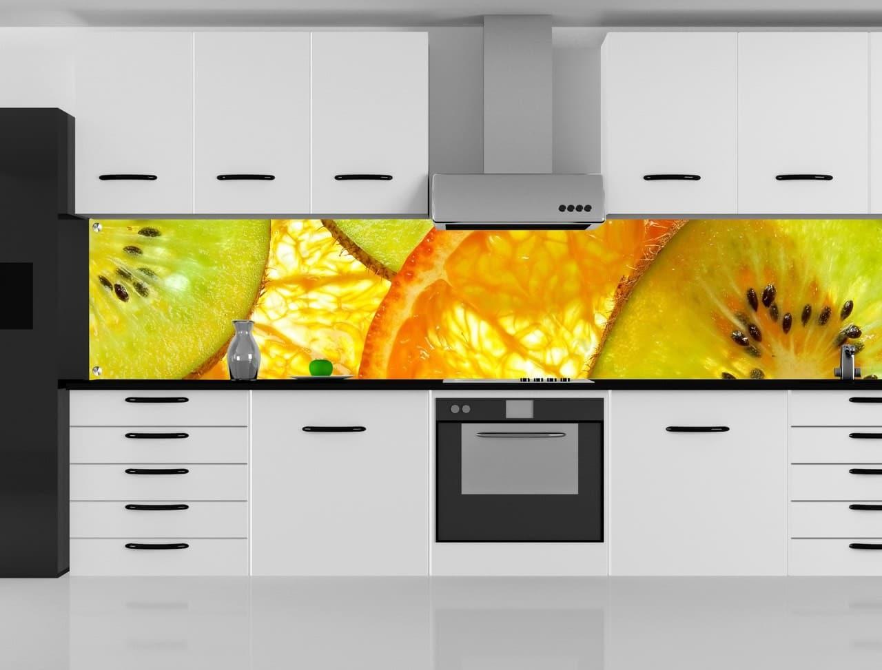 Скинали для кухни – какие преимущества