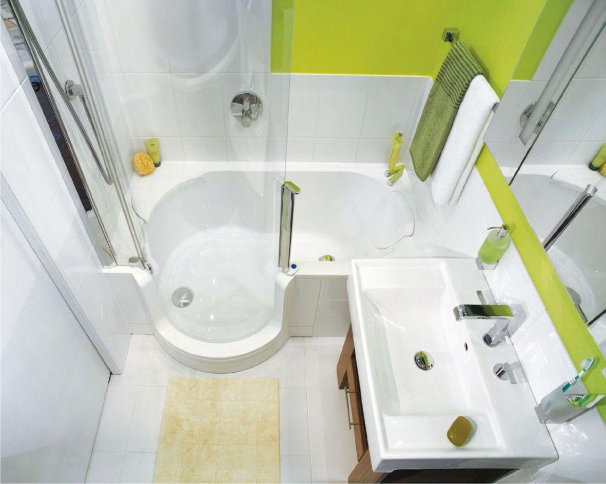 Советы для маленькой ванны