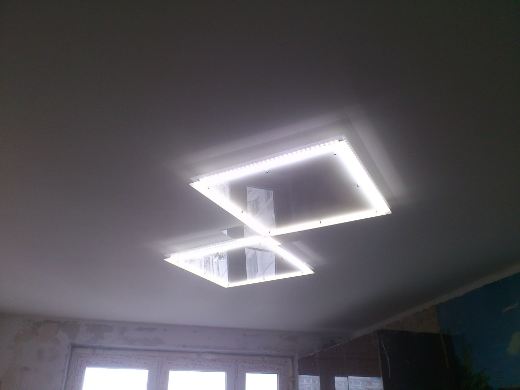 фото освещение светодиодное