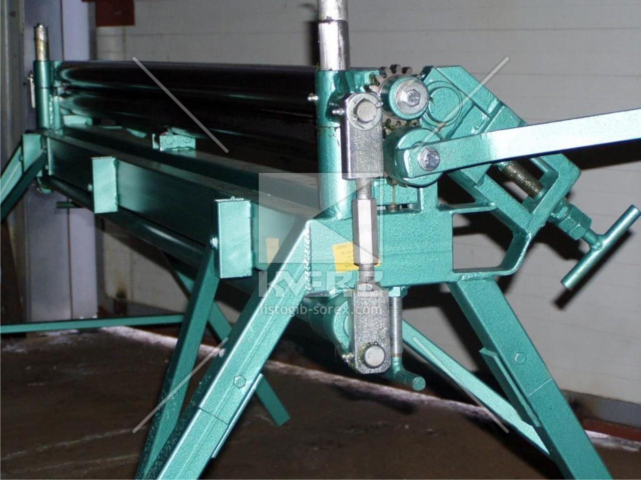 Трехвалковые станки - выбор оборудования