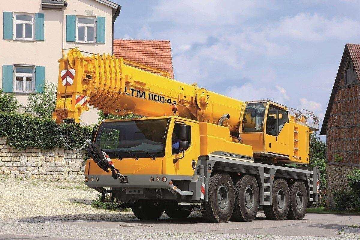 В помощь строительству надежный автокран